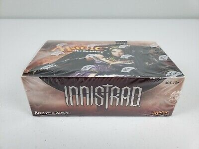 SEALED Magic The Gathering MTG Innistrad Booster Box English