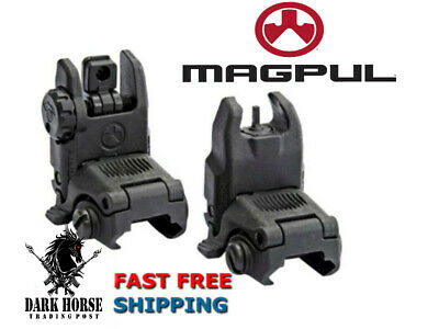 Magpul MBUS Gen 2 Sight Front and Rear Sights MAG247 MAG248 AUTHENTIC !