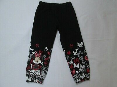 Girls Minnie Mouse Joggers 2-3 Years