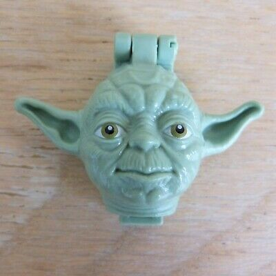 GALOOB Star Wars Micro Machines YODA MINI HEAD PLAYSET