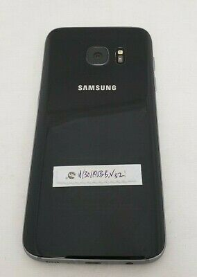 (74261) Samsung Galaxy S7 - 32GB - Locked to Bell/Virgin Mobile