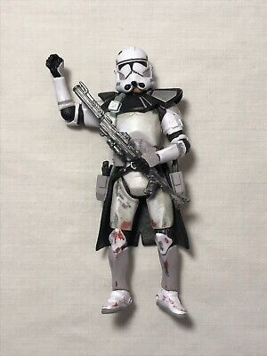 Star Wars Revenge Of The Sith Evolutions Clone Commander Complete Loose Army