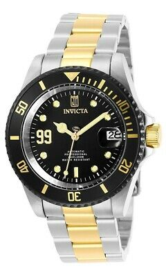 Invicta Jason Taylor Mens Automatic 40 mm Stainless Steel Model 30210 Brand New