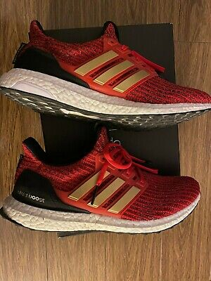 Adidas Ultra Boost (Game of Thrones Lannister Edition)