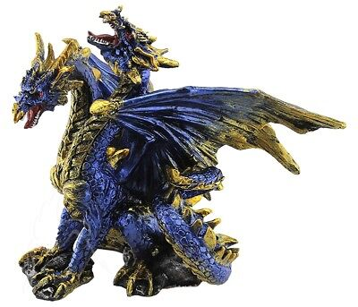Blue Two Headed Dragon - RRP $26.95