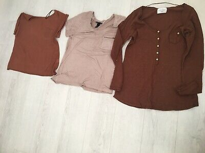 womens bundle of tops size 8-10, brands are Zara, H&M and primark