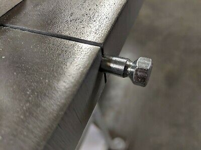 OLIVER  BANDSAW Table Safety Pin