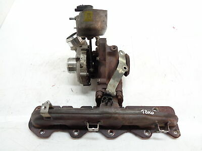 Turbolader Ford Mondeo IV 2,0 TDCi Diesel UFBA 9677063780