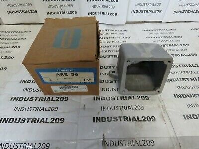 Crouse Hinds Hub Back Box Size 1-1/2'' Are 56 New In Box