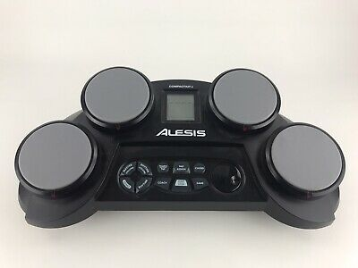 Alesis CompactKit 4 tabletop electronic drum set. Great Condition