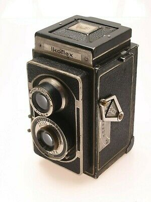 Zeiss Ikon Ikoflex Twin Lens Reflex Medium Format Camera