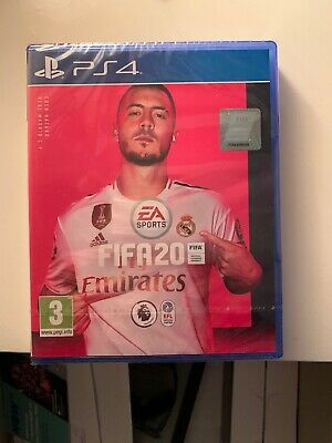 Fifa 20 On PS4 Brand New