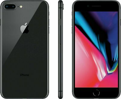 Apple Iphone 8 Space Gray 64 Gb Brand New Sealed At&T A1905 Clean Esn