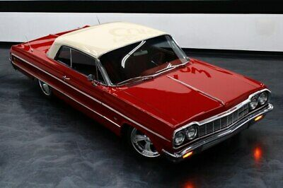 1964 Chevrolet Impala  1964 Coupe Used LS-3 Automatic 4-Speed Red