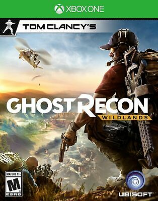 Tom Clancys Ghost Recon Wildlands - (CIB) Xbox One