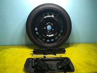 2016-2017 Chevy Volt Compact Spare Tire With Jack Kit