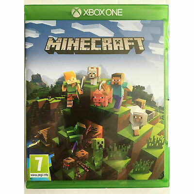 Minecraft XBOX ONE New and Sealed