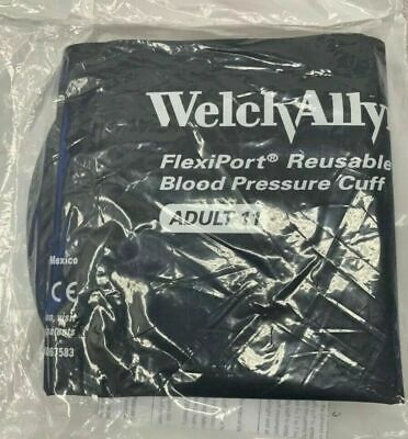 Welch Allyn FlexiPort Adult Blood Pressure Cuff Cat# REUSE-11