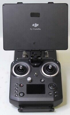 "Dji Gl800A Cendence Remote Controller W/ Crystalsky 7.85"" Ultra Brigtness & More"