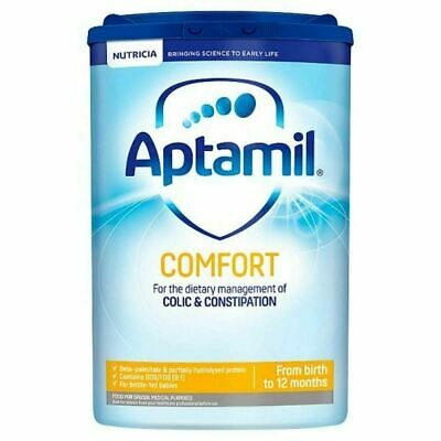 Aptamil Comfort From Birth to 12m 800g New
