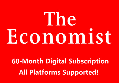 The Economist 2 Years Digital Subscription Account All Platforms Supported