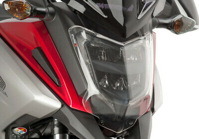 Puig Headlight Debris / Insect Protector - High Impact Methacrylate 9166W