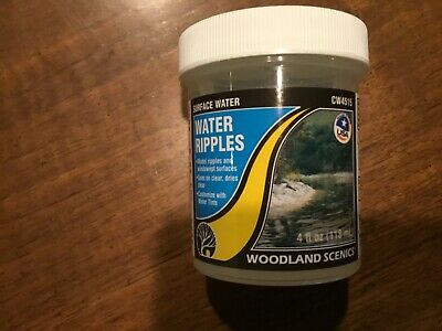 Woodland Scenics Surface Water Water Ripples cw4515