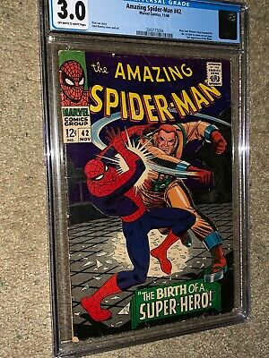 Amazing Spider-Man #42 CGC 3.0