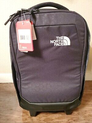 The North Face Overhead Bag Carry On Rolling Suitcase
