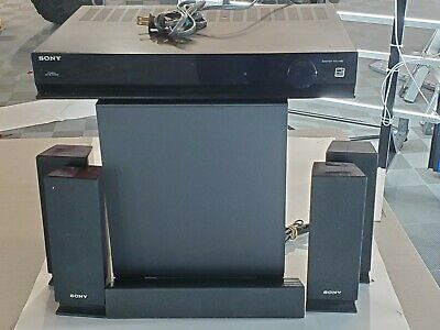 Sony STR-KS370 5.1 Channel Home Theater System with Speaker Stands