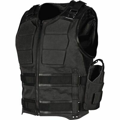 Speed And Strength True Grit Textile Vest - Blk, All Sizes