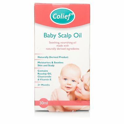 Colief BABY Scalp OIL 30ml New