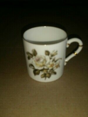 Royal Worcester Melissa coffee Cup