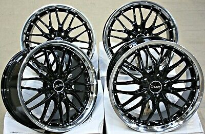 "18"" Bpl 190 Alloy Wheels For Kia Magentis Niro Oprius Optima Pro Ceed 114"