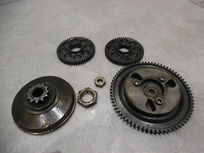 Rotax max new style clutch with gearing / Go Kart