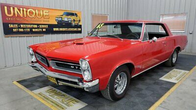 1965 Pontiac GTO 2dr Hardtop 1965 Pontiac GTO 389 Tri Power 4-Speed PHS Documents!