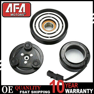 fit for 06-08 Jeep Liberty AC Compressor Clutch Pulley Front Plate Coil Assembly