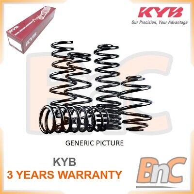 Kyb Front Coil Spring Mazda Oem Rd1430 B01A34011