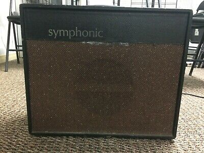 Late 60s / Early 70s Vintage Symphonic Tube Amp Model MA-13