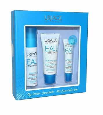Uriage Eau Thermale My Water Essentials 3 Piece Gift Set New