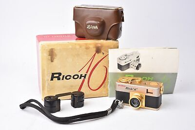 Golden Ricoh 16