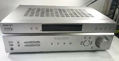 Sony STR-K660P AM/FM Stereo 5.1-Channel Stereo Receiver Silver - Free Shipping