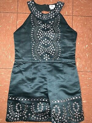 Girls River Island Jumpsuit Age 8 Years Playsuit Dressy Party Outfit