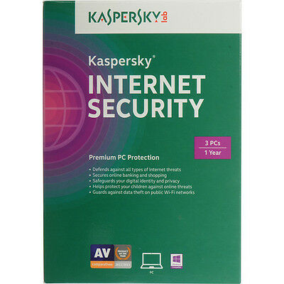 Kaspersky for Windows & Mac KIS1503121USZZ
