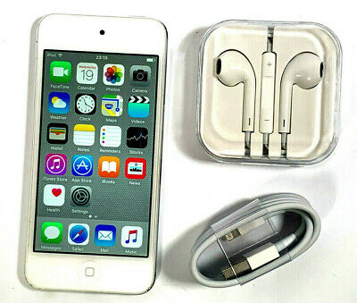 Apple iPod Touch 5th Generation Silver (32GB) GOOD CONDITION, GRADE B 634