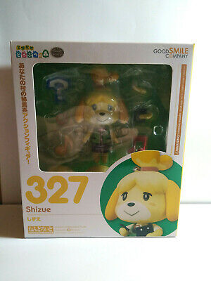 New Leaf Shizue Good Smile Company 327 w//Tracking# Nendoroid  Animal Crossing