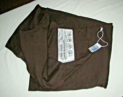 Moby Wrap Infant Baby Toddler Sling Carrier Brown 8-35 lbs EUC