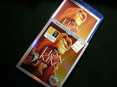 Lion King, The [2017]  Blu-ray+DVD+Digital; Signature Collection with Slipcover