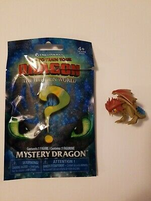 New Rare How To Train Your Dragon Hidden World CLOUDJUMPER Mystery HTTYD 3