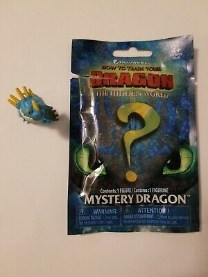 """New Rare Mystery How To Train Your Dragon Mini Standing """"Stormfly"""" HTTYD 3"""